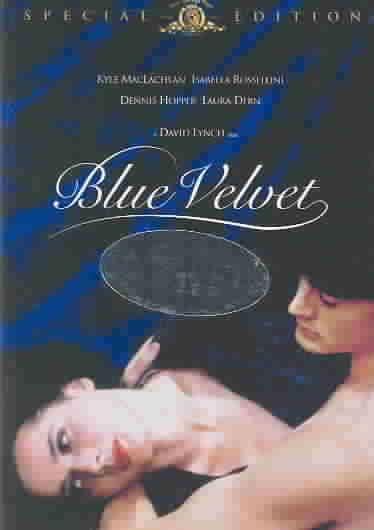 BLUE VELVET - SPECIAL EDITION BY ROSSELLINI,ISABELLA (DVD)